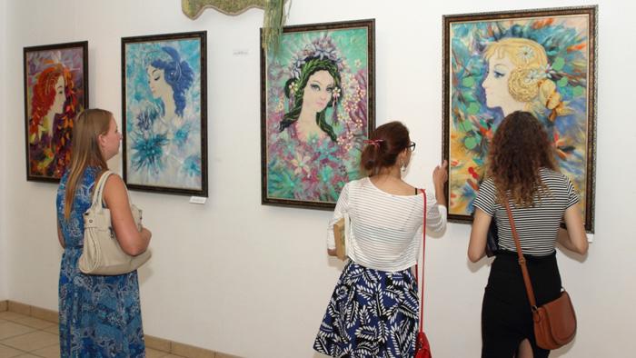 Ежегодный конкурс художников