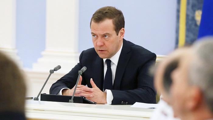 Медведев позволил 20 регионам создавать ТОРы