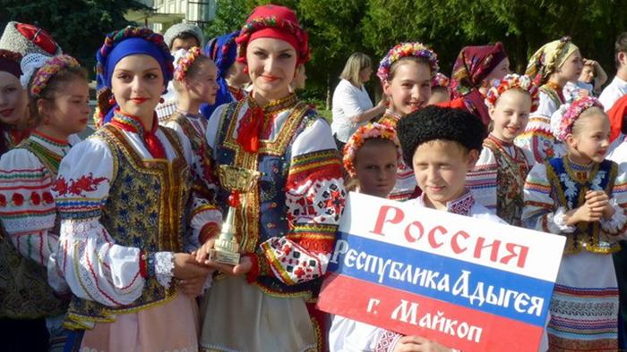ВАдыгею нафестиваль казачьей культуры приедут коллективы из12 регионов страны