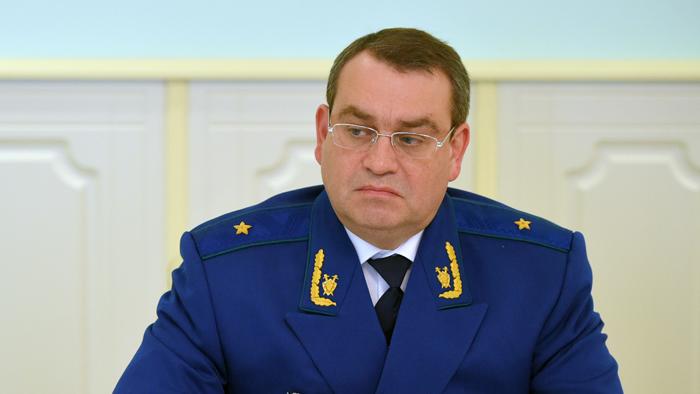 Прошлый  обвинитель  Сочи Марк Большедворский возглавил прокуратуру Адыгеи