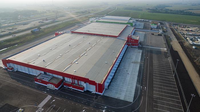 Инвестор изОАЭ построит вАдыгее распределительный центр сэкологически чистой продукцией